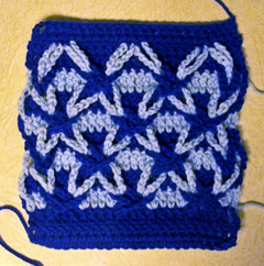 Free Crochet Pattern For Polish Star : Polish Stars The Crochet Architect