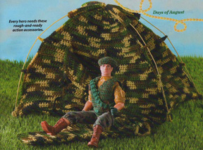 GI Joe stuff smaller & GI Joe stuff smaller | The Crochet Architect