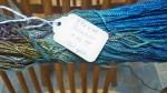 Bamboo yarn tag