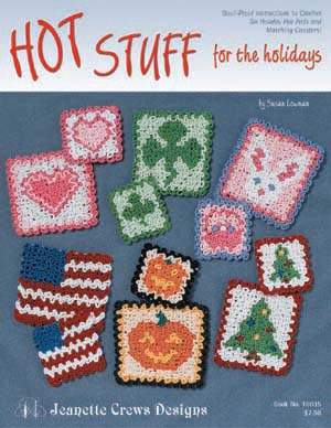 """Hot Stuff for the Holidays"" booklet"