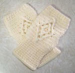 My Diamond Back Texting Mitts