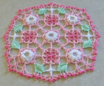 project from Kathryn White&#039;s doily pattern