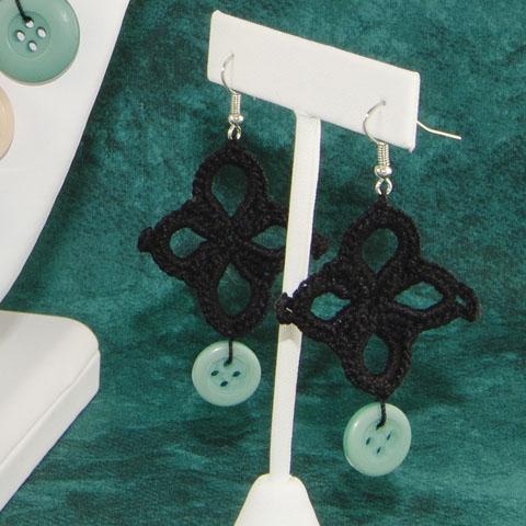 faux tatted earrings2