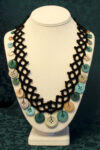 "2013 giveaway ""faux"" tatted necklace"