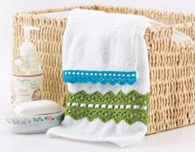 Towel Edging