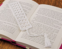 V-Stitch Bookmark
