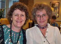 Kathy and me