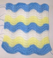 Knit Doll Blanket The Crochet Architect