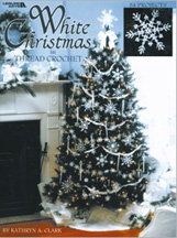 White Christmas in Thread Crochet book