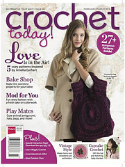 Crochet Today Feb/Mar 2014 cover