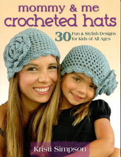Mommy & Me Crocheted Hats cover