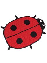 Spots the Ladybug Rug