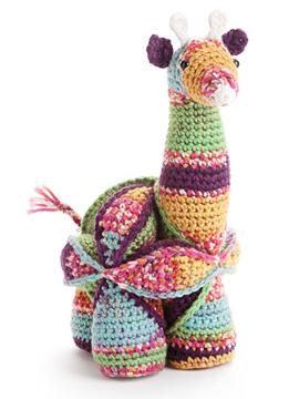 Gemina the Giraffe