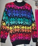 Snowflake Sweater inspiration