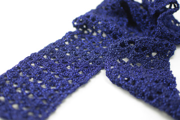 Glamour Scarf close up smaller