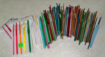 Crochet Hooks for China