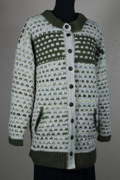 28 Woodland Winter Jacket by Heather Galluzzi