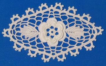 Intro to Irish Crochet class