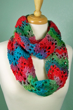 Unforgettable Ripple Cowl