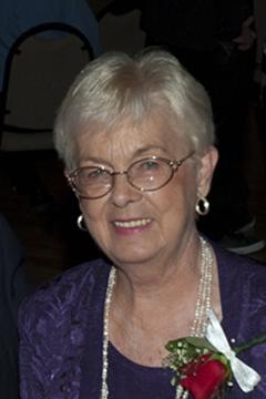 My Mom in 2009