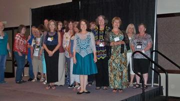 2016 CGOA Masters graduates