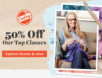 Craftsy sale crochet 0716