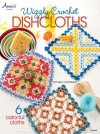 Wiggly Crochet Dishcloths booklet