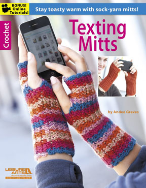 Texting Mitts front cover