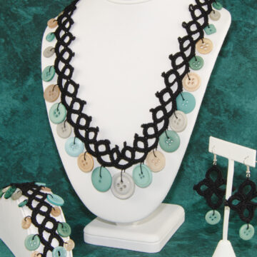 Faux Tatted Set 1