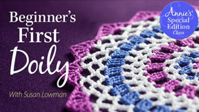 Beginner's First Doily Class medium