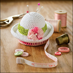 Petite Spring Hat from Crochet World magazine, April 2013, designed by Patricia Ritchie
