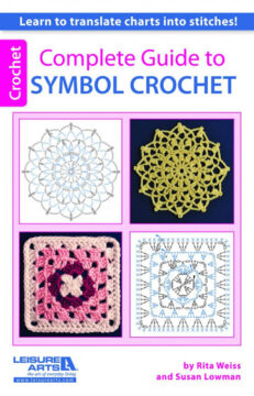 Complete Guide to Symbol Crochet front cover smaller