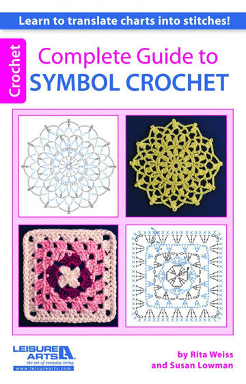 Complete Guide to Symbol Crochet book front cover