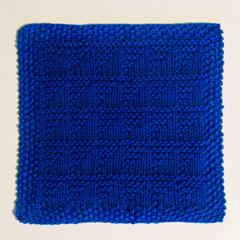 My Triangles Washcloth