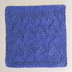 My Zigzags Washcloth