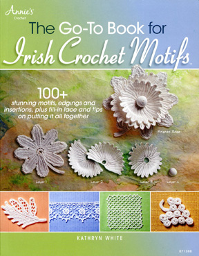 front cover of Irish Crochet book