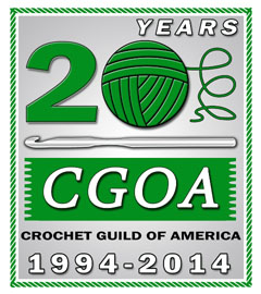 CGOA 20th Anniversary Logo