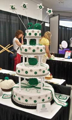 Carlotta's fabulous CGOA cake