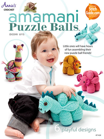 Amamani Puzzle Balls book front cover
