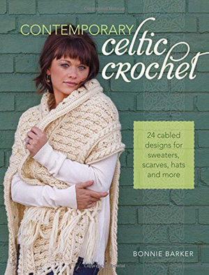 Contemporary Celtic Crochet front cover