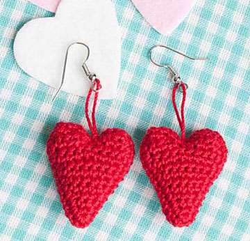 Valentine Earrings