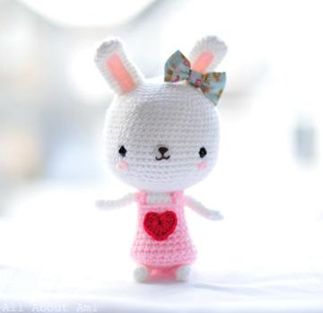Sweetheart Bunny