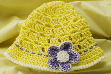 Small Size of Baby Sun Hat