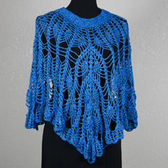 44 Velella Poncho by Shari White