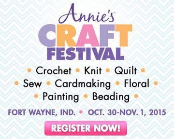Annie's Craft Festival logo