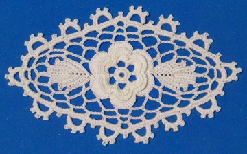 Introduction to Irish Crochet