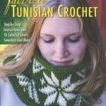 Tunisian crochet book