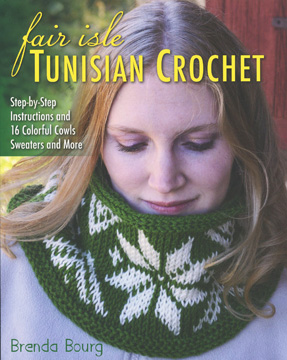 Fair Isle Tunisian Crochet book cover
