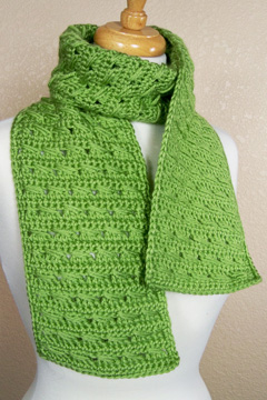 Luck o' the Irish Scarf
