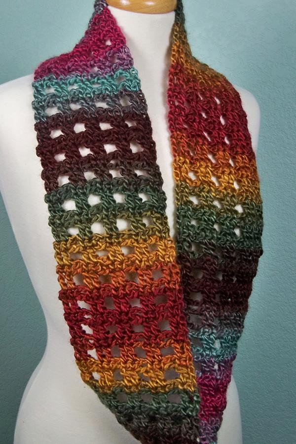 landscapes cowl the crochet architect